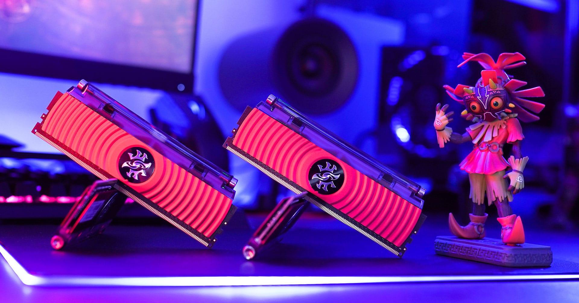 XPG Spectrix D80 DDR4 RGB Liquid Cooled Memory Review