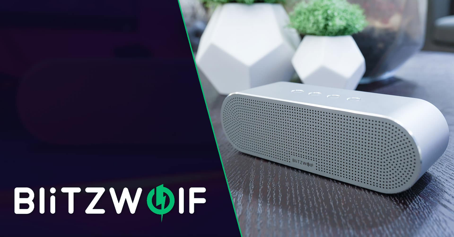 BlitzWolf BW-AS1 Wireless Speaker Review
