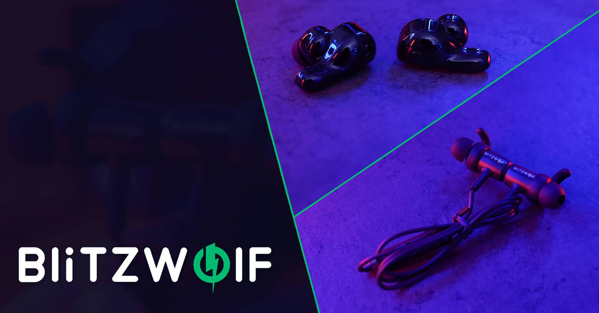 BlitzWolf Wireless Earbuds Review: BW-FYE1 and BW-BTS1