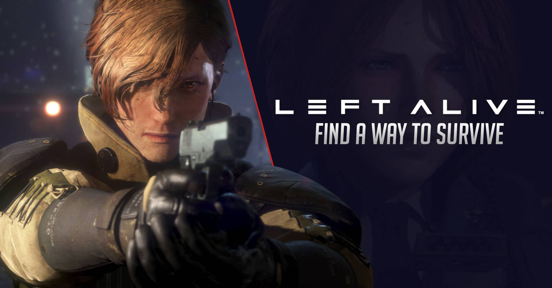 Left Alive: Find a Way to Survive  – Launch & Gameplay Trailer