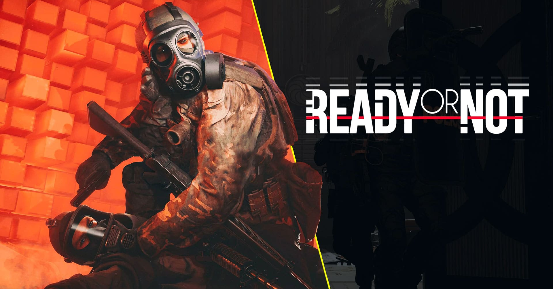 Ready Or Not – Gameplay Trailer
