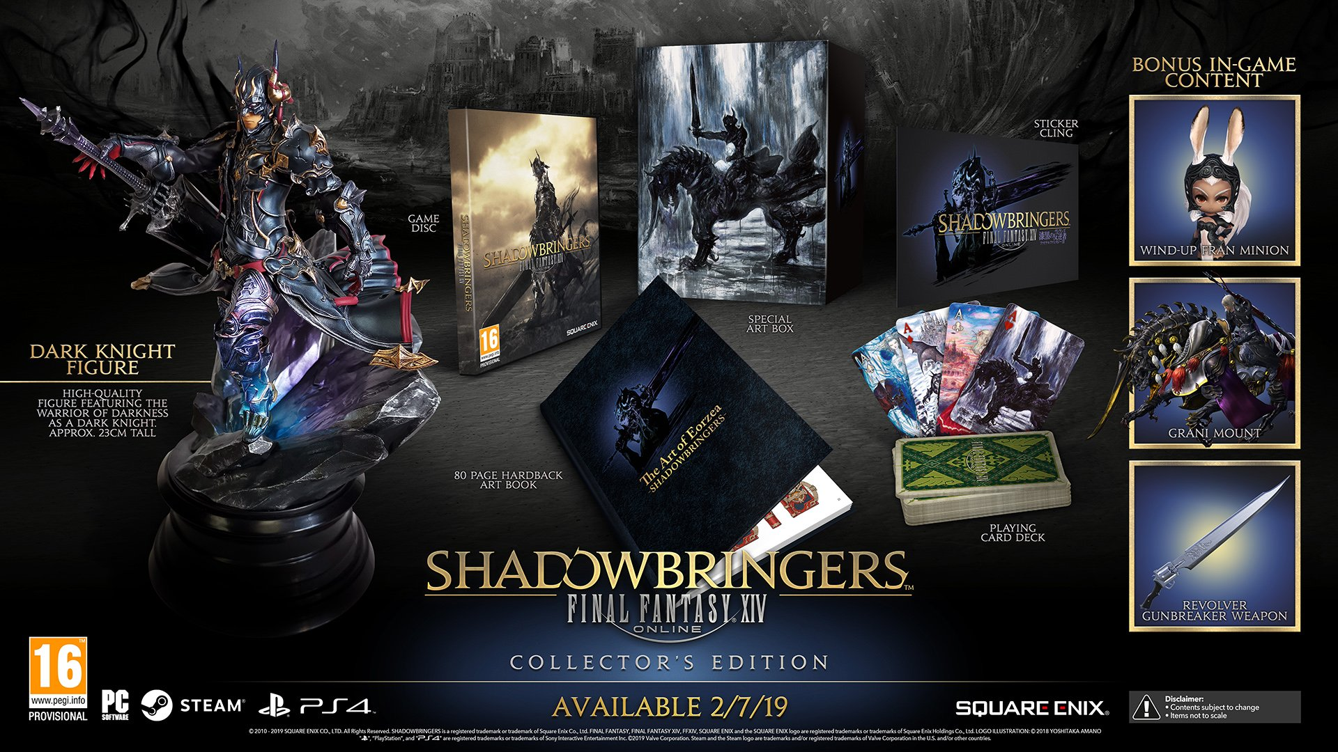 The Complete Guide to the Final Fantasy XIV: Shadowbringers