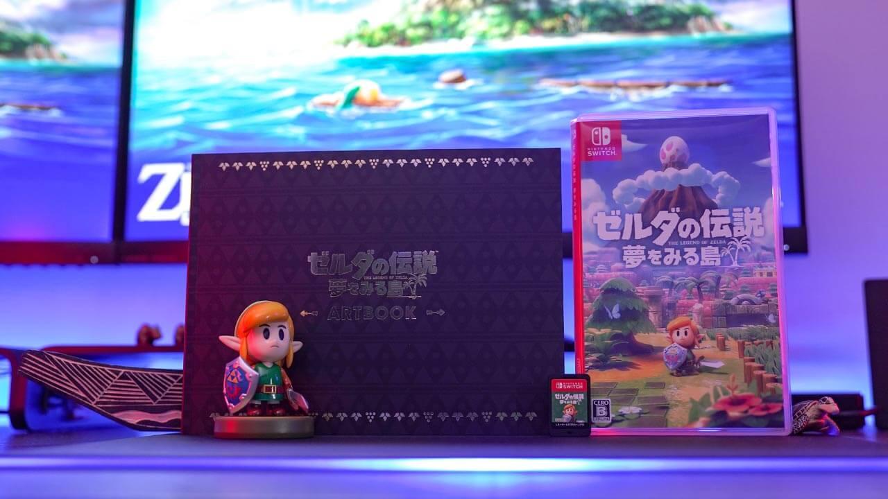 The Legend Of Zelda Link S Awakening Dreamer Edition